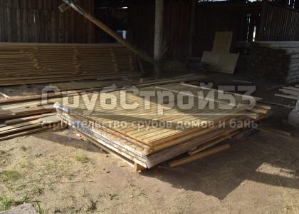 Заготовка бытовок 2х3 м., для рабочих